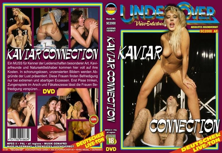 DBM Videovertrieb: (ShitGirl) - Kaviar Connection [DVDRip] - All Sex, Germany