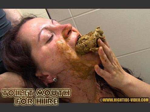 Hightide-Video: (Victoria, Mia) - TOILET MOUTH FOR HIRE [HD 720p] - Lesbians, Group
