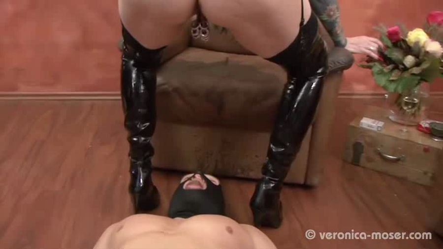 Mature Extreme: (Veronica Moser) - VM23 - THE BITCH [SD] - Humiliation, Femdom
