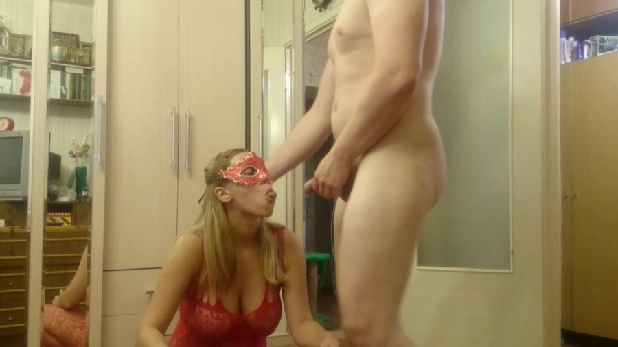 Humiliation Defecation: (Brown wife) - Scat kiss [FullHD 1080p] - Amateur, Blwjob