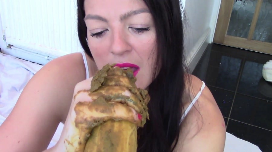 Pooping Girls: (evamarie88) - Your Shitty Handjob [FullHD 1080p] - Poop Smear, Solo