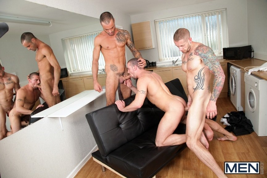 DrillMyHole: (Issac Jones, Harley Everett, Marco Sessions) - Paparazzi [HD 720p] -