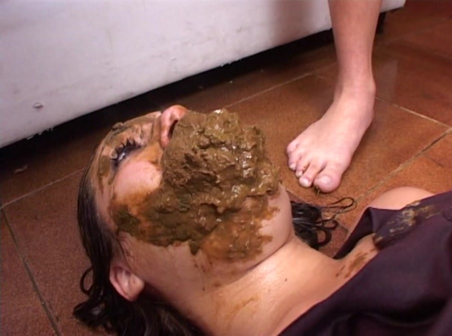 SG Video: (ShitGirls) - Forced to swallow scat 8 [DVDRip] - Humiliation, Brazil