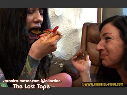 Hightide-Video: (Veronica Moser, Rieke) - VM60 - THE LOST TAPE [SD] - Lesbians, Mature