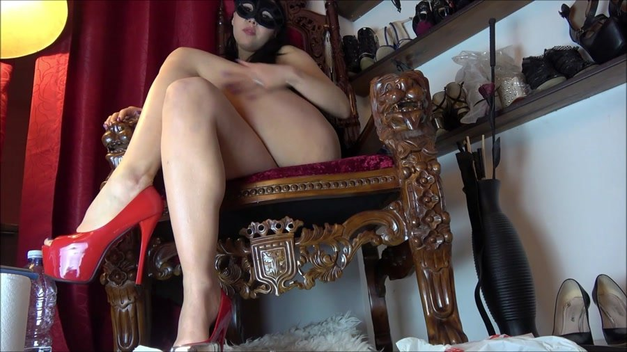 Femdom: (Mistress Gaia) - A special treat for you [FullHD 1080p] - Domination, Solo, Humiliation