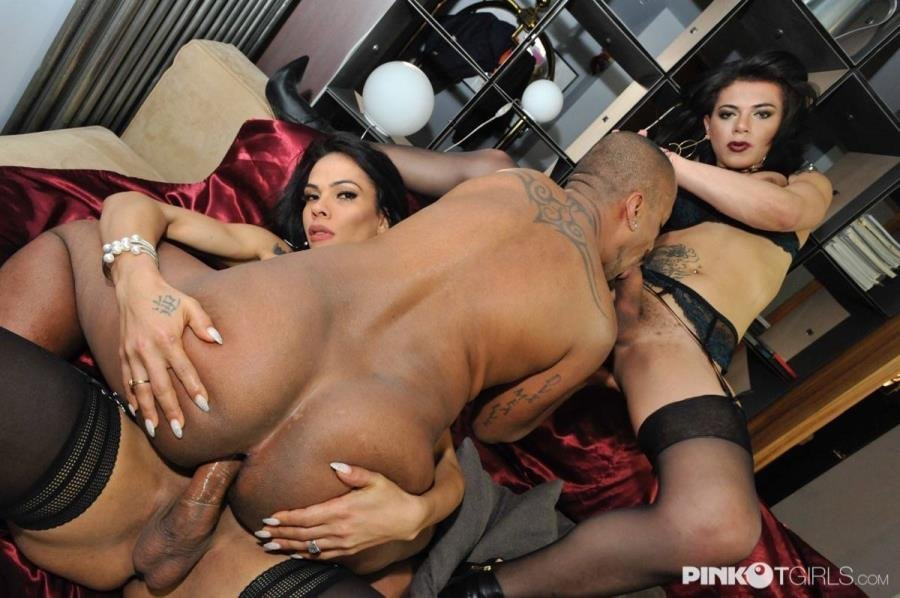 PinkOTgirls.com: (Tiffany, Raffaella Liborio) - Me And My Friend [HD / 964.94 Mb] -