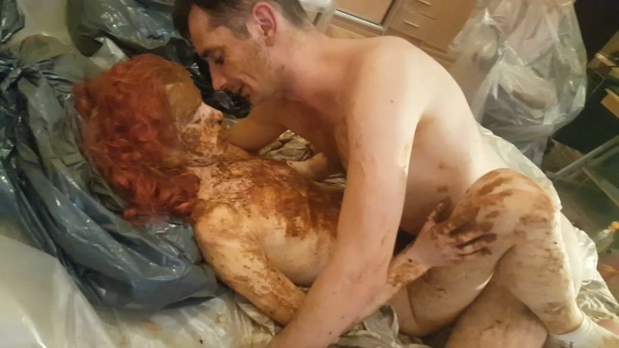 Scat Fuck: (Aria) - Christmas Shitty Massacre. Part 5 [FullHD 1080p] - Sex Shit, Eating