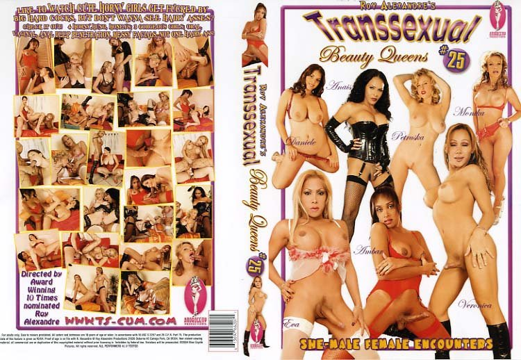 Roy Alexandre Avalon: (She Male) - Transsexual Beauty Queens 25 [SD / 912.22 Mb] -