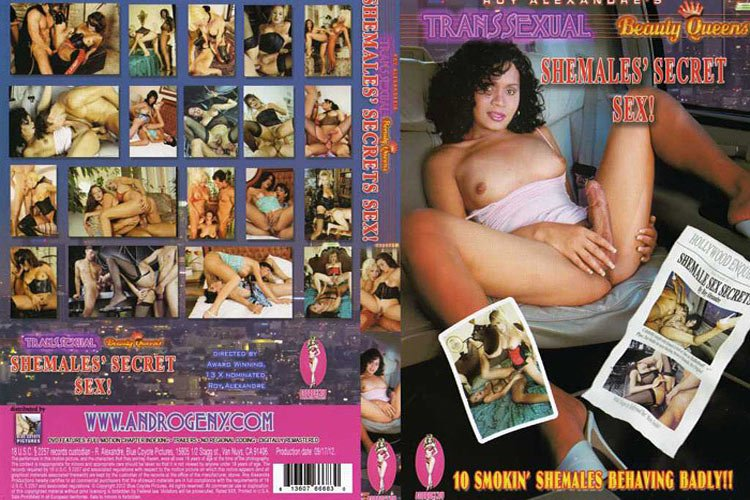 Androgeny Productions: (Unknown) - Transsexual Beauty Queens: Shemales Secrets Sex [SD / 2.32 Gb] -