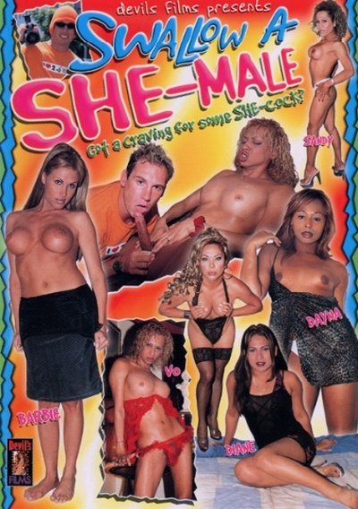 Devil's Films: (Group) - Swallow A She-Male 1  [SD / 1.15 Gb] -