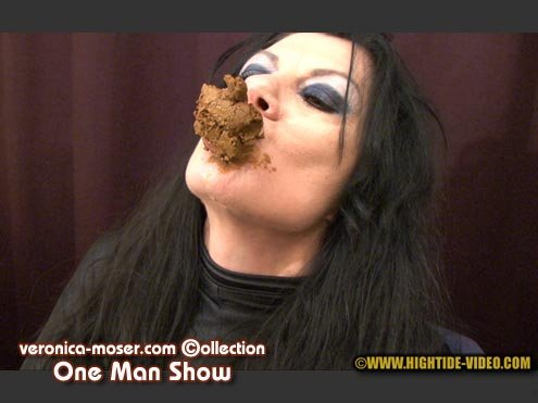 HightideVideo: (Veronica Moser) - VM65 - ONE MAN SHOW [HD 720p] - Solo, Shitting, Mature
