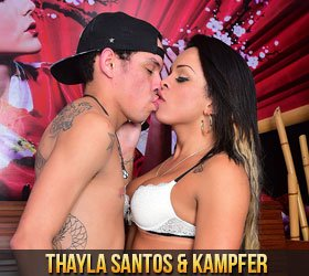 Shemales-From-Hell.com: (Thayla Santos) - Hardcore [HD / 791.11 Mb] -