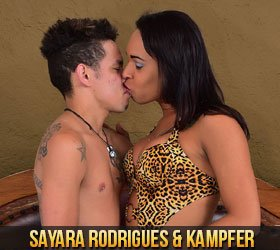 Shemales-From-Hell.com: (Sayara Rodrigues) - Hardcore [HD / 785.76 Mb] -