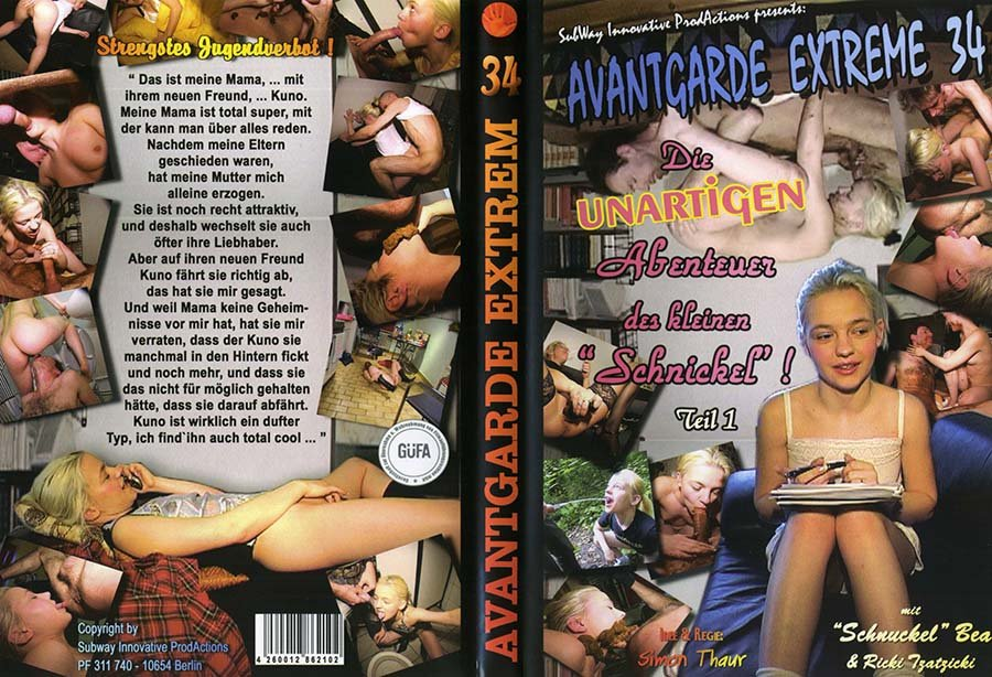Subway Innovative Productions: (Schnuckel Bea, Ricky Tzatzicky) - Avantgarde Extreme 34 [DVDRip] - Germany, Blowjob, Sex Shit