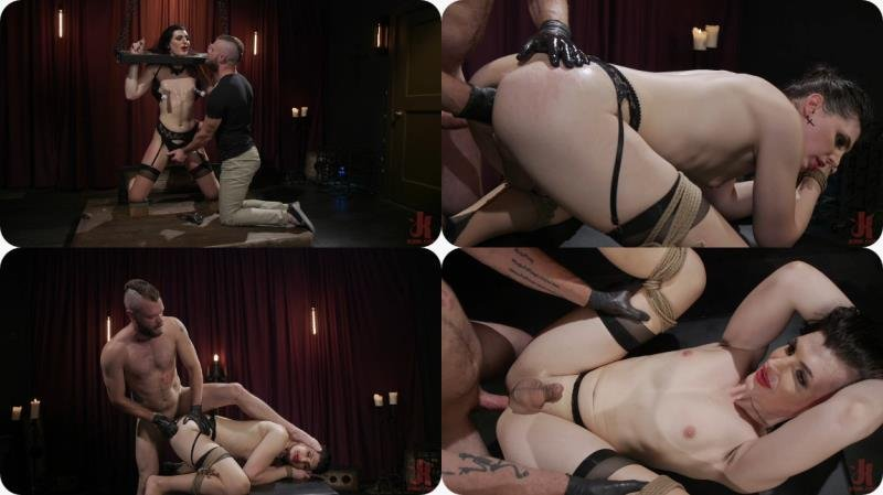Kink.com: (Mike Panic, Allysa Etain) - Good Girl: Allysa Etain is a Dirty Slut Who Needs To Get Fucked [HD / 1.68 Gb] -