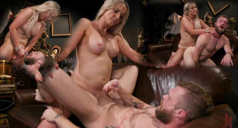 Kink.com: (Kayleigh Coxx, Mike Panic) - Time To Play: Kayleigh Coxx Brings Mike Panic to Life For Kinky Fun [HD / 1.23 Gb] -