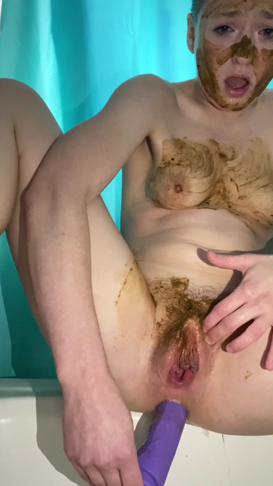 Solo Scat: (sexandcandy18) - Lots of fun! [UltraHD 4K] - Toys, Teen