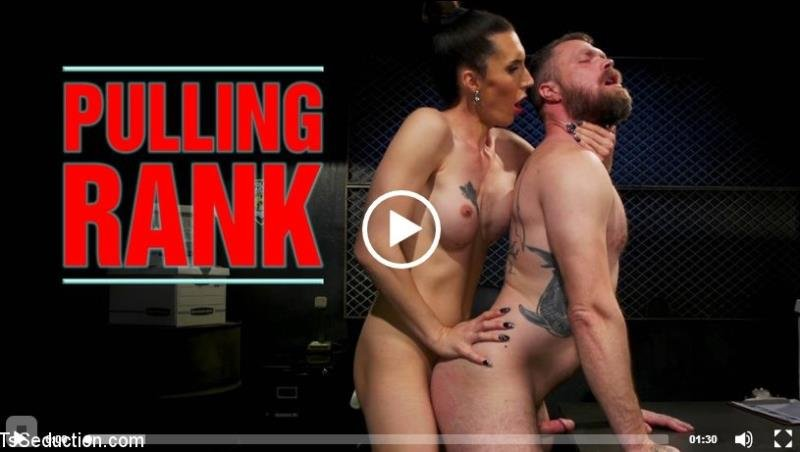 TSSeduction.com: (Mike Panic, Melanie Brooks) - Pulling Rank: Dirty Hot Cop Melanie Brooks Fucks Evidence Room Boy [SD / 510 MB] -