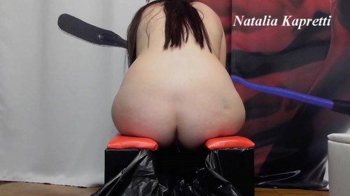 Toilet Slavery: (Mistress) - Pisses underpants, shit on seat, my modesty, toilet [FullHD 1080p] - Domination, Scat