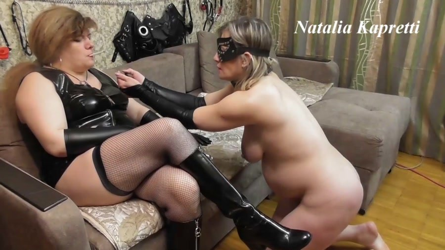 Shit Humiliation: (Mistress) - Prepare for shitty lunch shit receiver [FullHD 1080p] - Domination, Scat