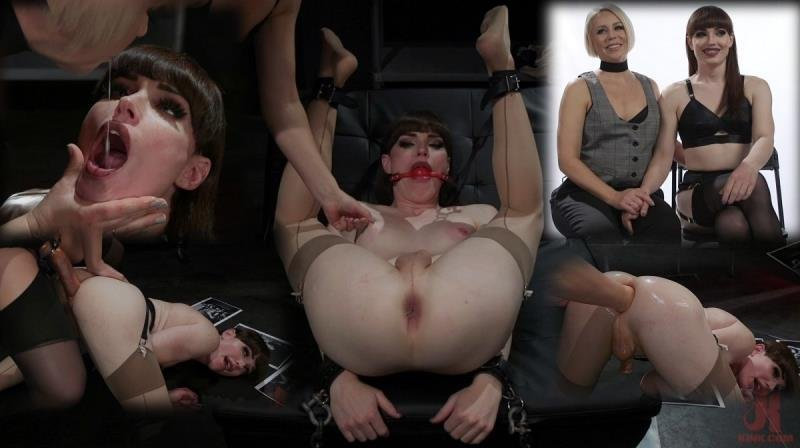 Kink.com: (Natalie Mars, Helena Locke) - The Smut Peddlers: Part Two Helena Locke and Natalie Mars [SD / 407.92 Mb] -