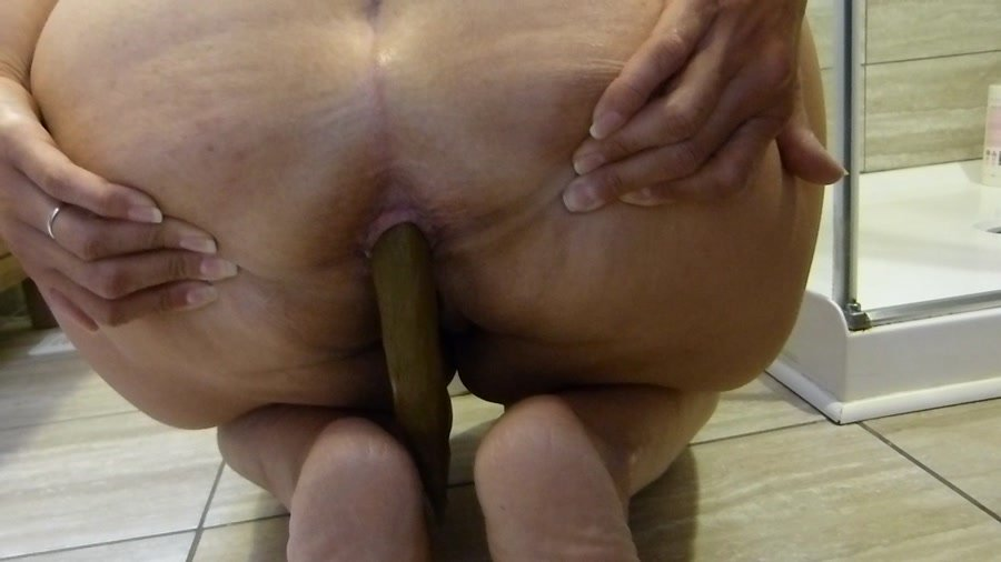 Anal Masturbation: (Sweettang) - Dirty Feet [FullHD 1080p] - Female, Kinky Poop