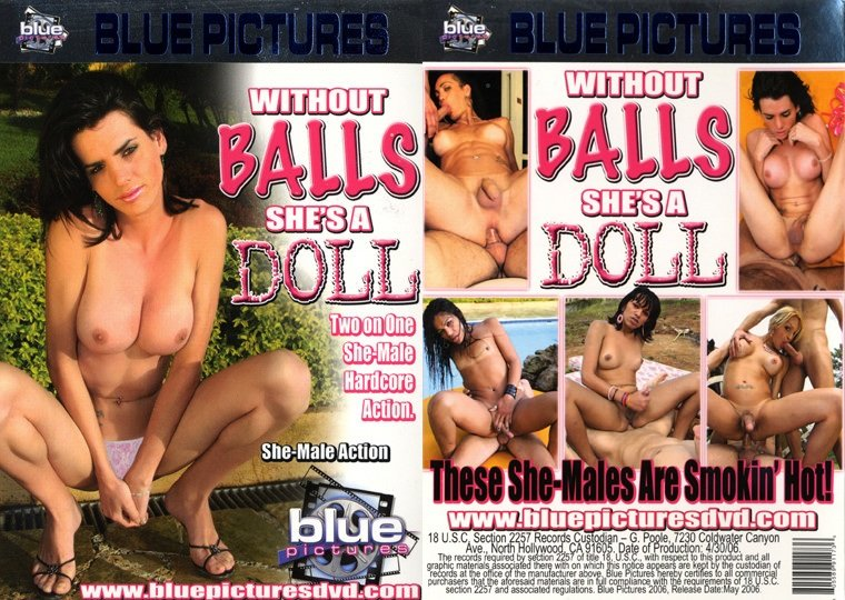 Blue Pictures: (Marcela Ramos, Caetano, Ricco Fuentes, Drielle, Leticia Valentine, Andrey, Jacqueline Araigo) - Without Balls Shes A Doll [SD / 1.37 Gb] -