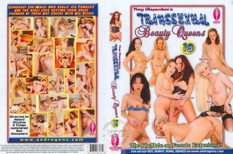 Blue Coyote Pictures / Androgeny: (Veronica, Eva, Nicole, Michelle, Lena, Joanna Jet, Saskya, Geri) - Transsexual Beauty Queens #19 [SD / 1.37 Gb] -