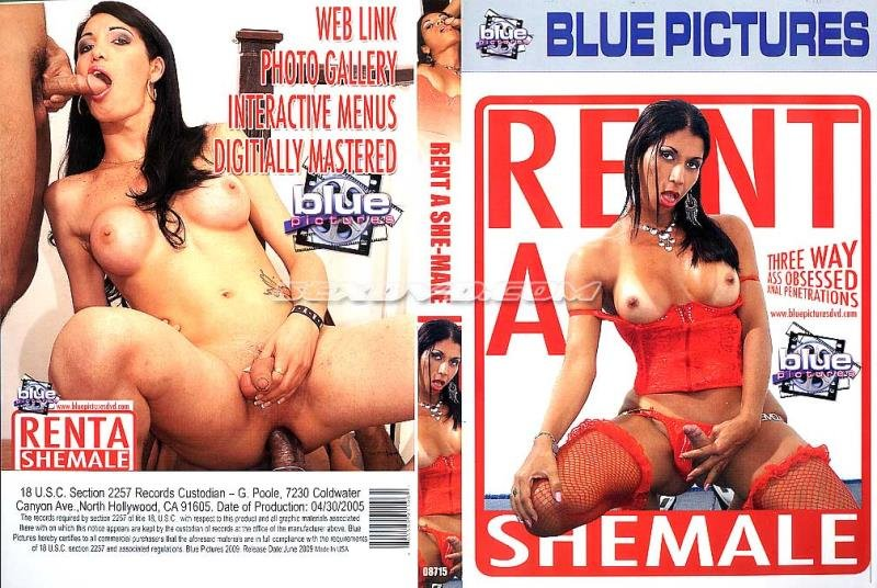 Blue Pictures: (Marcela Ramos, Valeria Reis) - Rent A SheMale [SD / 1.04 Gb] -