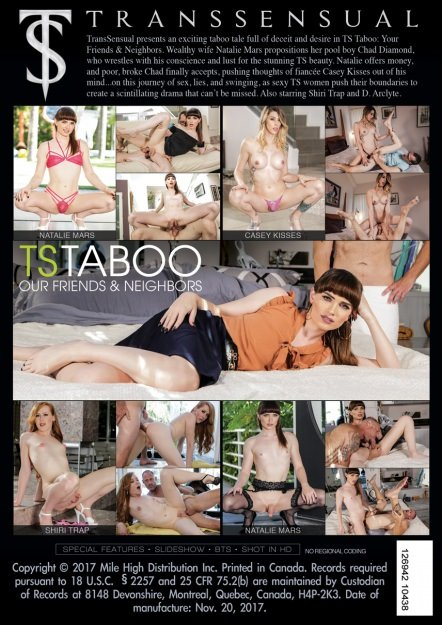 Transsensual: (TS Taboo) - Our Friends, Neighbors [SD / 1.19 Gb] -
