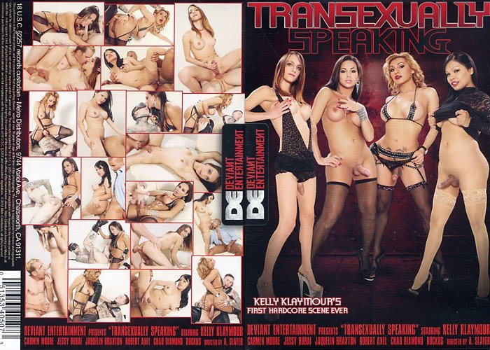Deviant Entertainment: (Carmen Moore, Robert Axel, Jessy Dubai, Jaquelin Braxton, Buchus, Chad Dimond, Kelly Klaymore) - Transexually Speaking [SD / 1.12 Gb] -