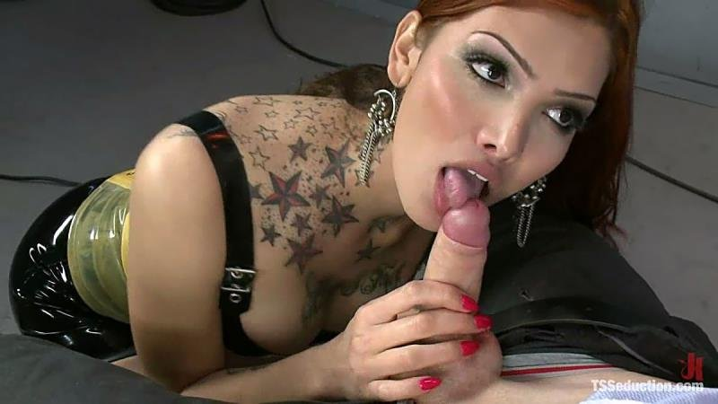 TsSeduction.com: (Jenna Rachels) - Jenna Rachels and Tyler Alexander [HD / 411.18 Mb] -