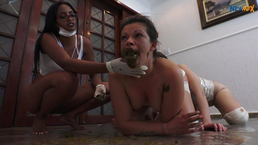 Brazil: (The Experience) - Human Centipede [UltraHD 4K] - Lesbian, Domination