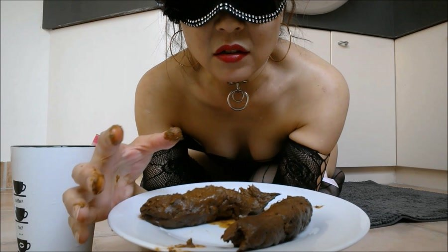 JapScatSlut: (Japan) - How Much Did You Eat [FullHD 1080p] - Poop Videos, Solo