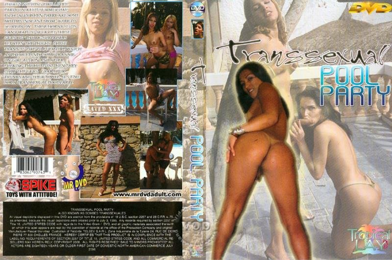 Tropical Lay: (Various Artists) - Transexual Pool Party [SD / 1,24 Gb] -