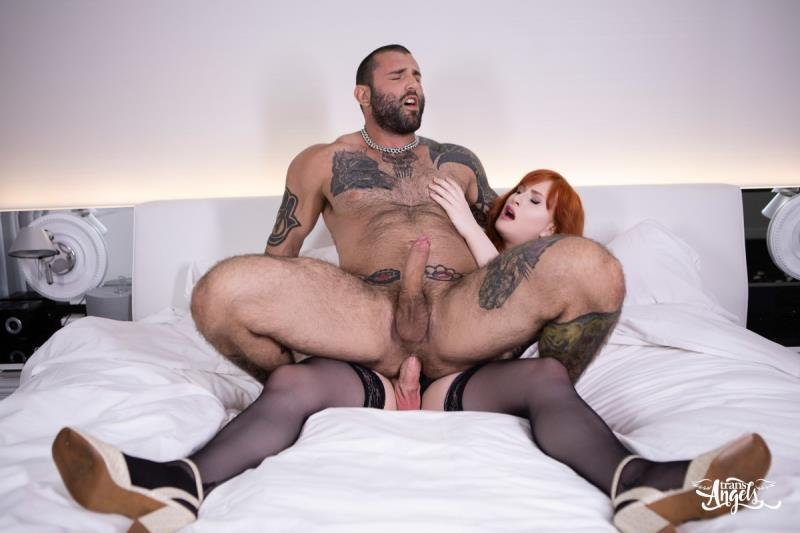 TransAngels.com: (Evie Envy, Markus Kage) - Dick-Down Appointment [SD / 343,56 Mb] -