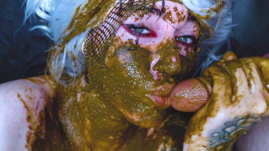 "Defecation: (DirtyBetty) - ""Nasty Girl"" feat ""Stinky Dick"" [UltraHD 4K] - Teen, Blowjob"