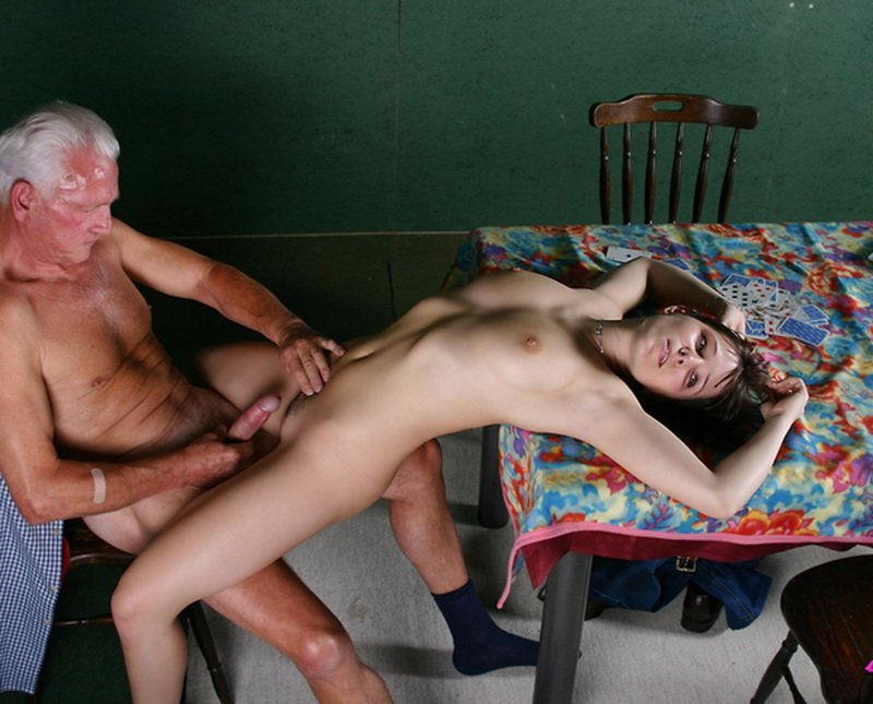 Grandpa fuck granaughter movie 5