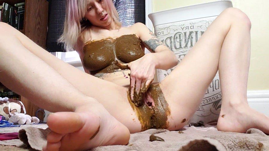 German scat porn