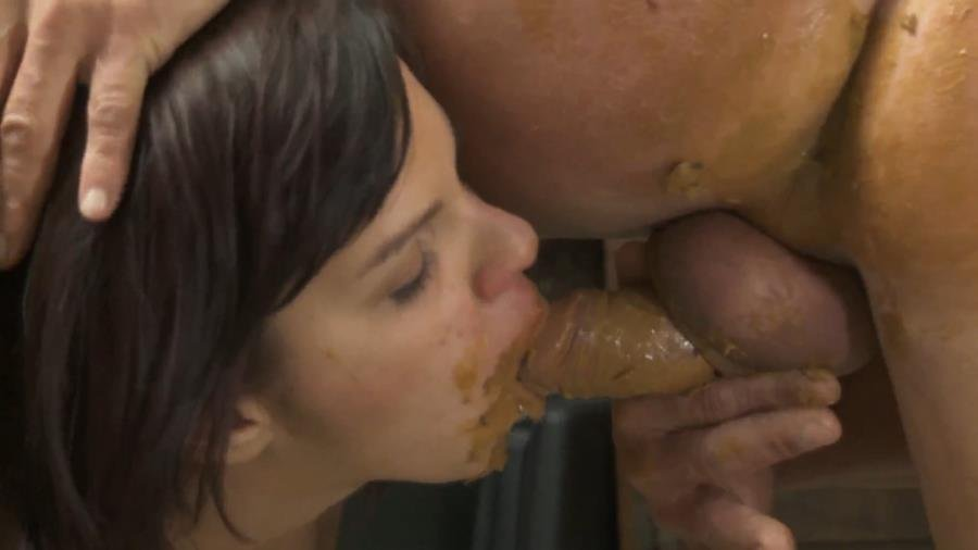 SG-Video.com: (Gentlemens Toilett. No.1) - I shit my ugyl scat in your mouth [FullHD 1080p] - Teens, Blowjob
