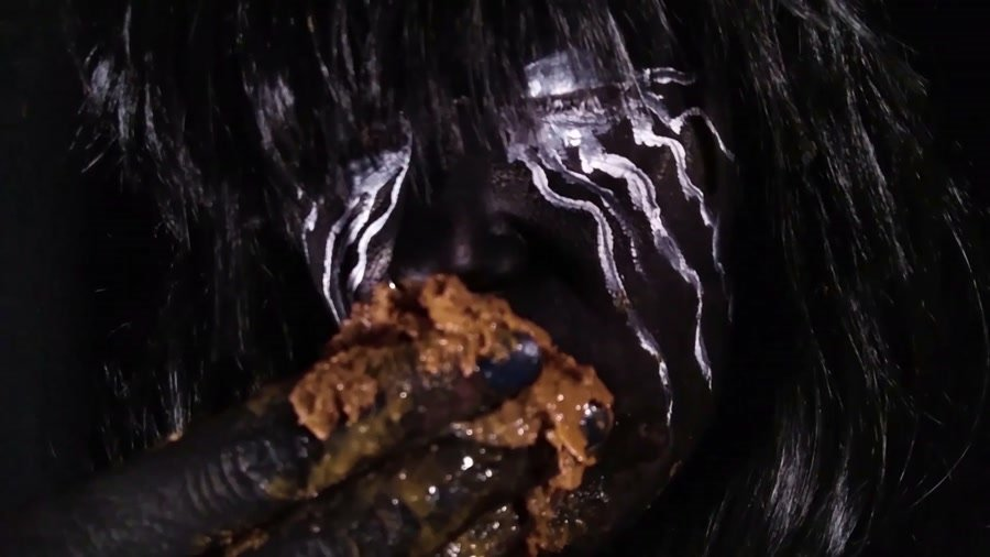 Fetish: (Sterquilinus and Co) - Burn The Witch [FullHD 1080p] - Solo, Scat