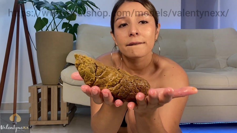 Scatting: (Valentynexx) - Perfect poo [FullHD 1080p] - Shit, Solo